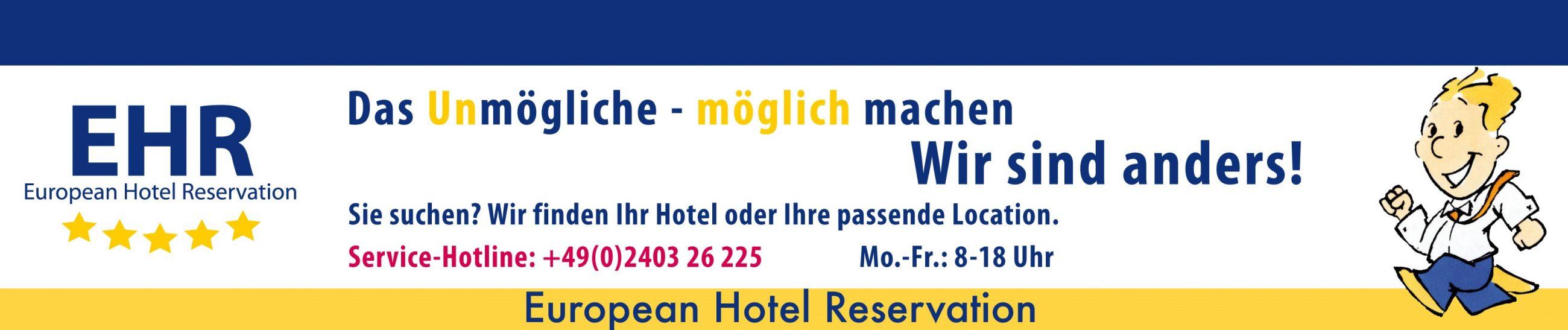EHR Hotelreservation