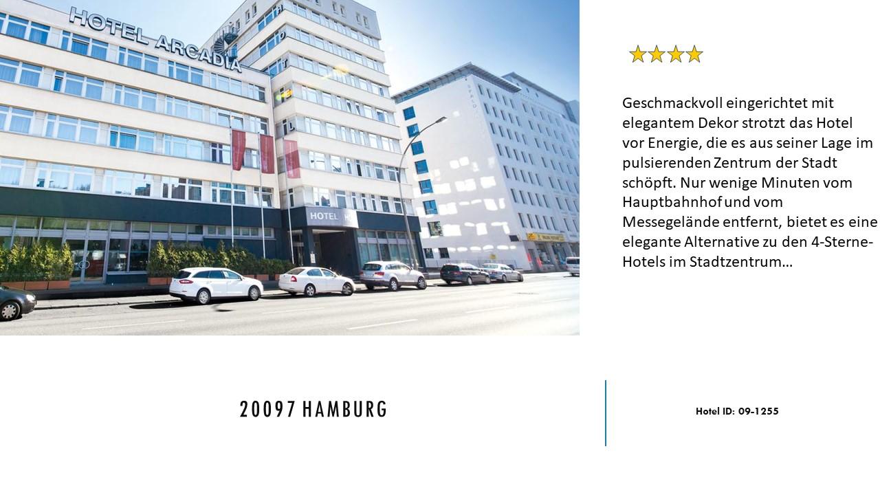 20097 Hamburg Id 09 1255 Ehr Hotelreservation
