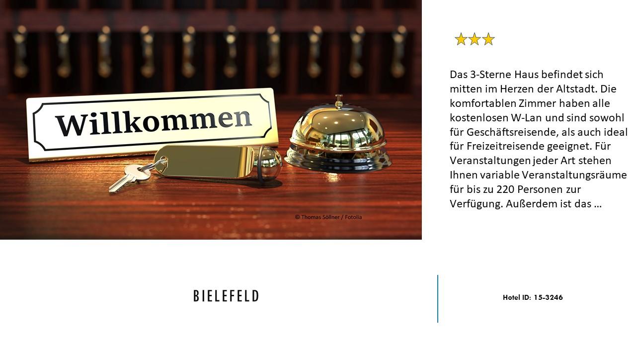 33602 Bielefeld – ID: 15-3246
