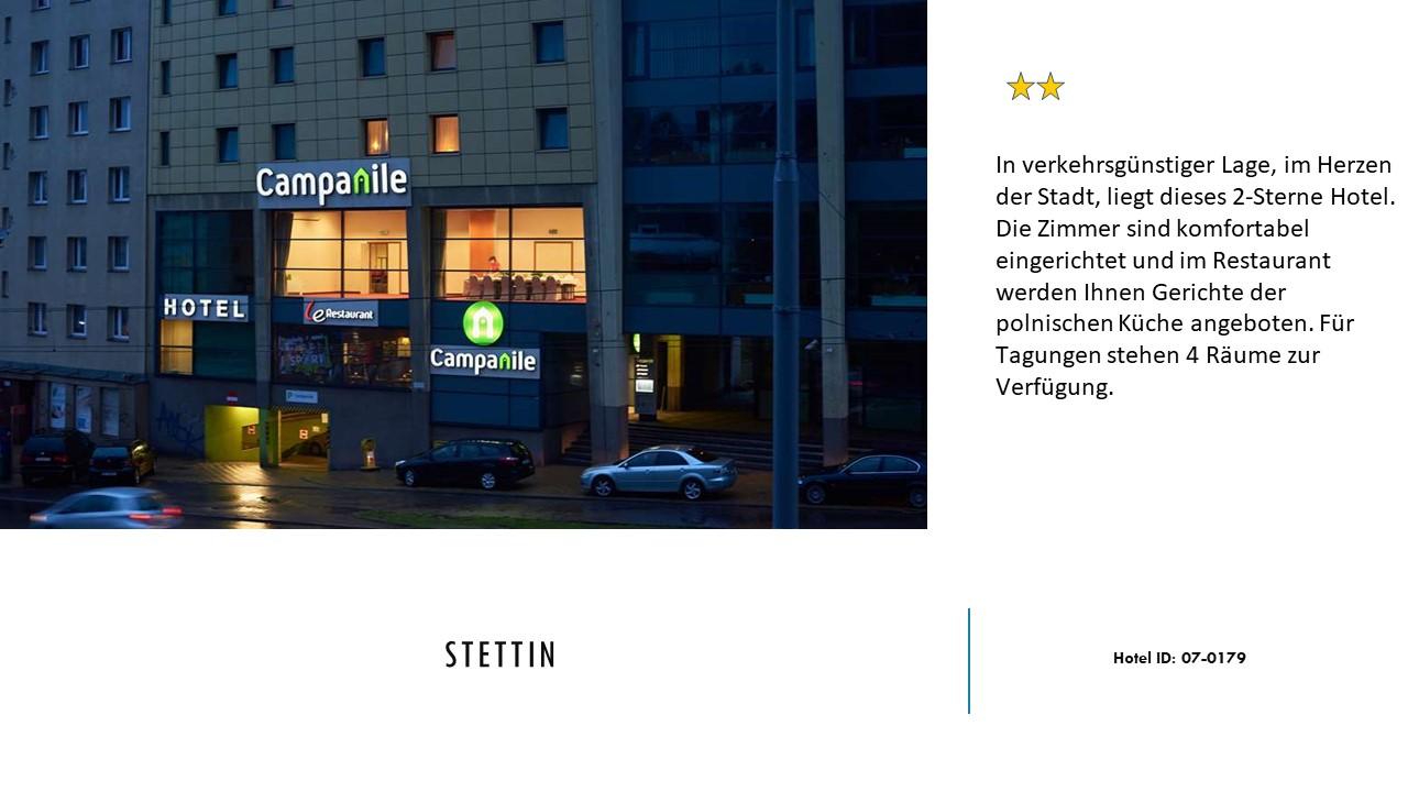 70 203 Stettin Id 07 0179 Ehr Hotelreservation